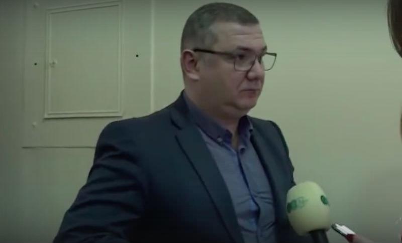 Украинский чиновник смотрел порно во время совещания, а потом сбежал