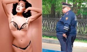 Россиян хотят штрафовать за размер талии