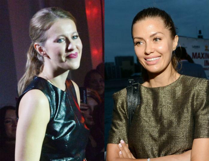 Боня о конфликте с Собчак: «У нее аллергия на красивых женщин»