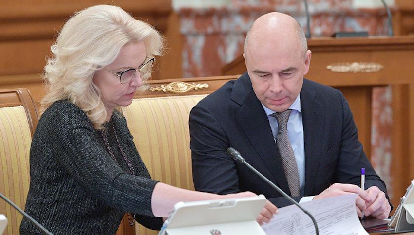 Путин помирил двух заместителей Медведева