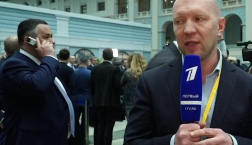 Тверского губернатора заметили с телефоном за 785 тысяч рублей