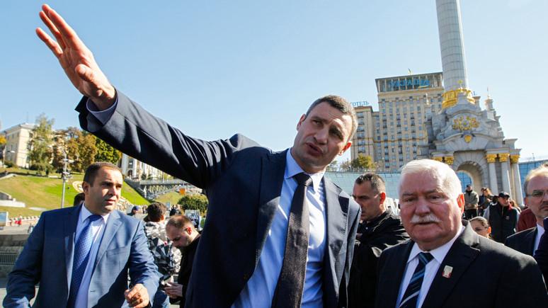 Кличко рассказал об «удивительных параллелях» между Украиной и Венесуэлой