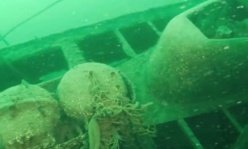 У берегов Турции обнаружили