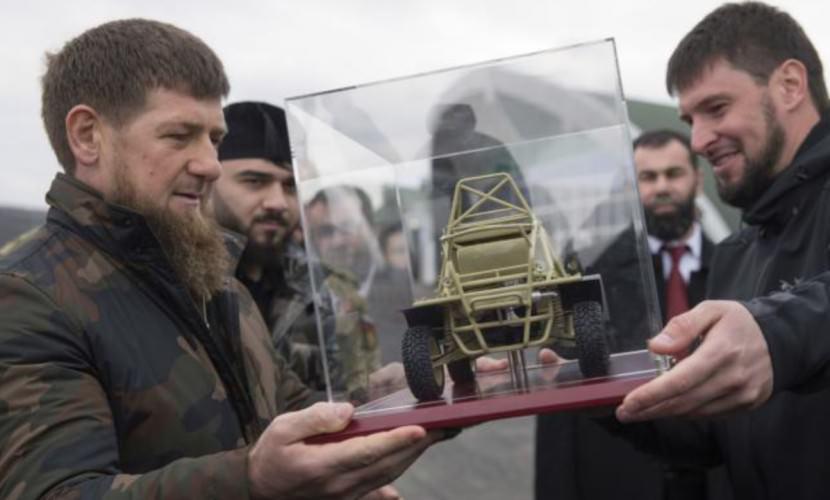 """В Чечне запустили полный цикл серийного производства вездеходов """"Чаборз М-3"""" - Блокнот"""