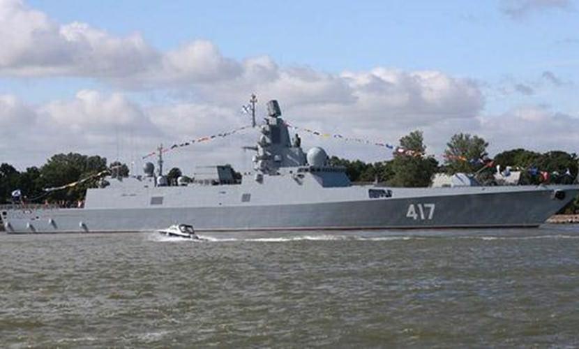 Корабли ВМФ РФ вооружили системами, вызывающими у противника галлюцинации.