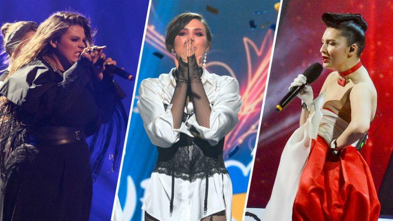 Украина отказалась от участия в «Евровидении-2019». Некого отправить