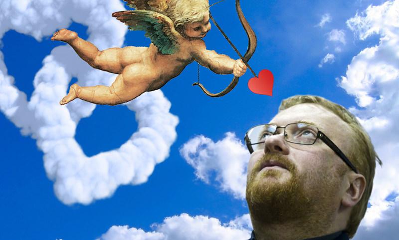 Милонов назвал День святого Валентина