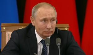 Путин предложил отдельную статью для криминальных «боссов»