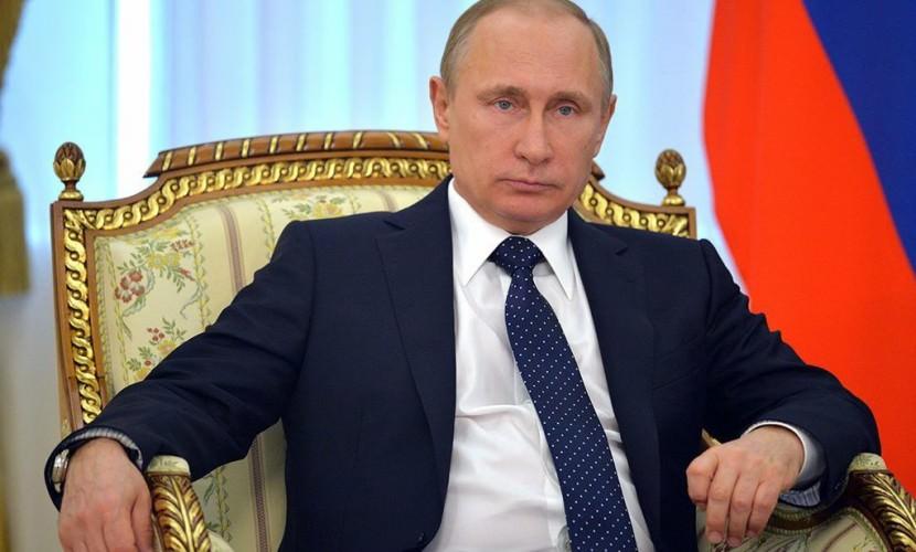 Путин: на Украине реализуется не имеющий отношения к вере проект