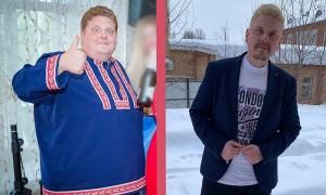 «Родная сестра не узнала»: парень похудел на 102 кг и нашел любовь