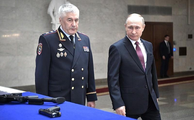 Американские конгрессмены потребовали раскрыть доходы и имущество Путина
