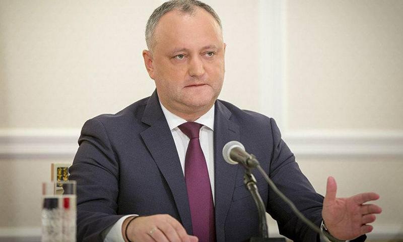 В Молдавии сторонники Додона победили на парламентских выборах