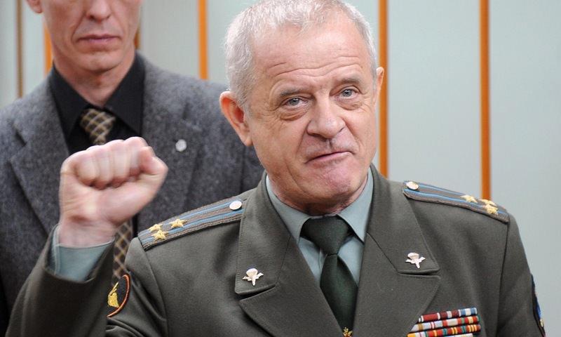Суд освободил от наказания экс-полковника ГРУ Владимира Квачкова