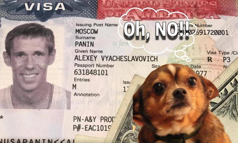 Панин переезжает  в США
