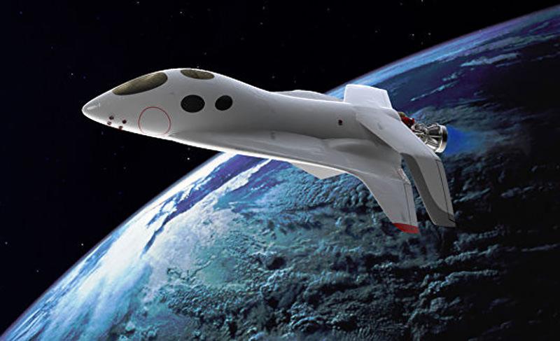 Россия создаст космическую яхту для туристов