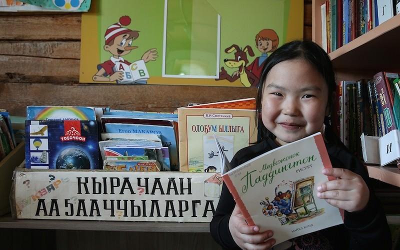 Школьники якутского поселка вынуждены учиться в магазине