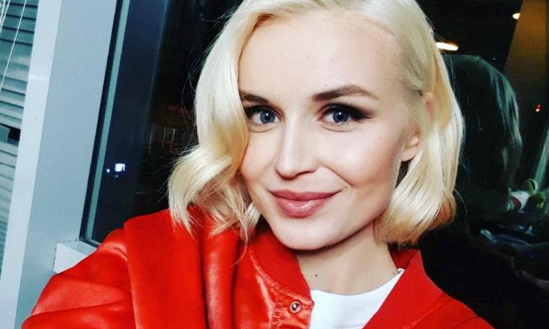 Полина Гагарина спела «Колыбельную» и прошла в финал конкурса «Singer»