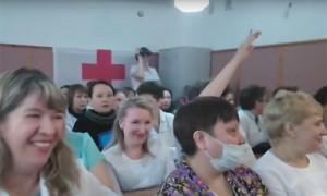 В Башкирии врачи посмеялись над «средней зарплатой по больнице»