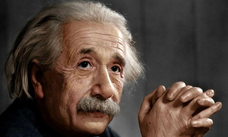 Календарь: 14 марта - 140 лет назад родился гений 20 века Альберт Эйнштейн