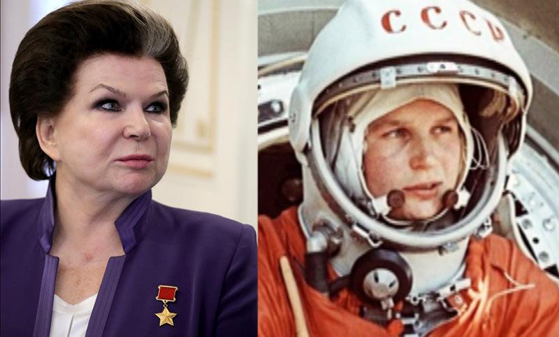 Календарь: 6 марта - День первой в мире женщины-космонавта