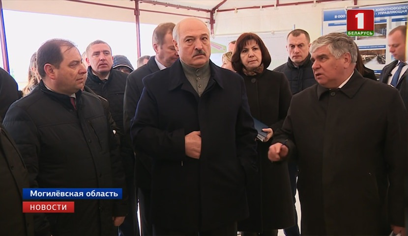 Всех под нож: Лукашенко устроил разнос чиновникам