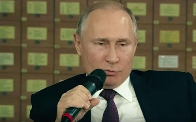 """""""З глузду з'їхав, чи шо?"""": Путин заговорил по-украински"""