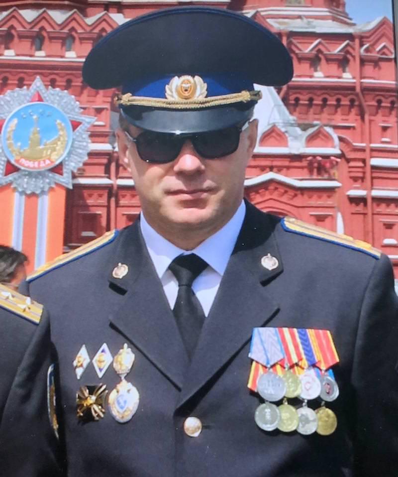 Сергей Чапчиков, принимал участие в спецоперации в аэропорту Ростова в 1994 году