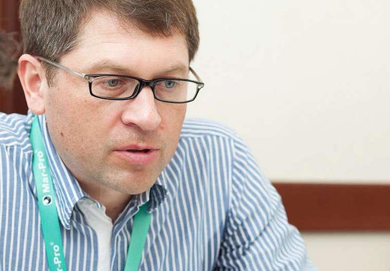 Генеральный директор компании «Чибо» в России Михаил Ковалевский