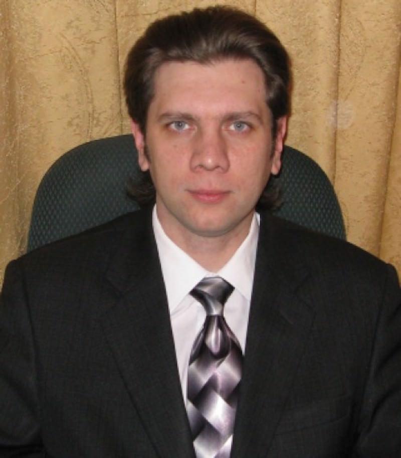 Сотрудник компании «Чибо» Дмитрий Чечиль