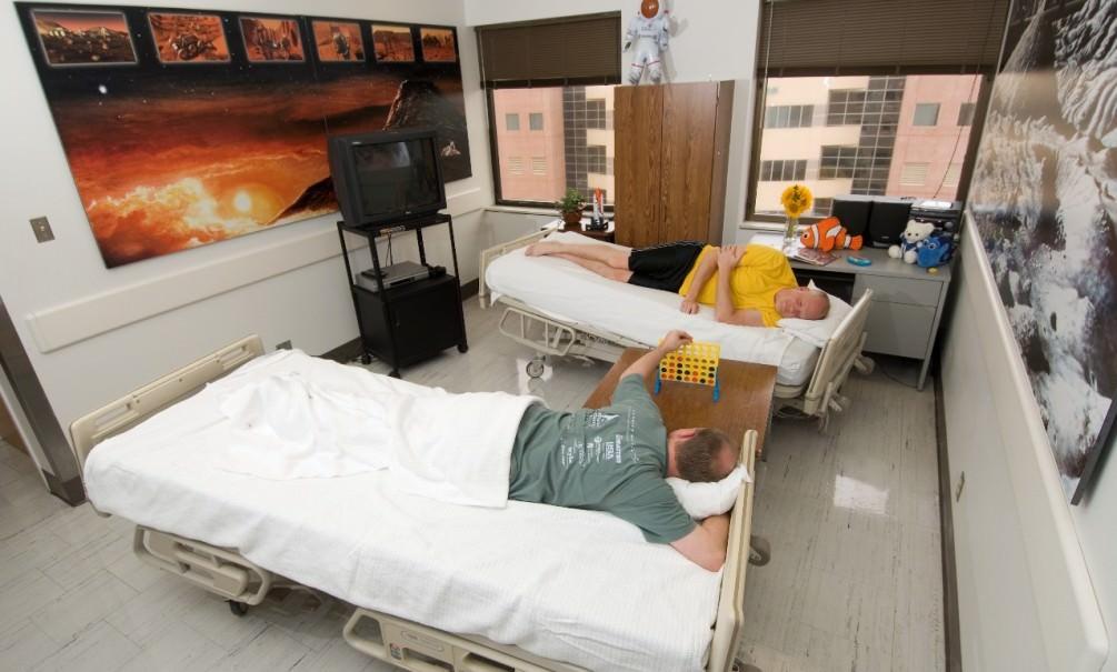 NASA заплатит $ 18 тыс добровольцам, готовым провести 60 дней в кровати
