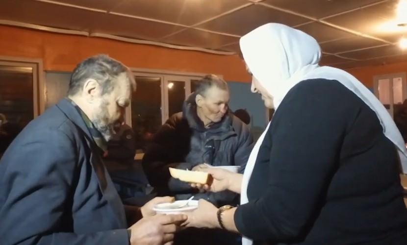 Новый дом для бездомных - Блокнот