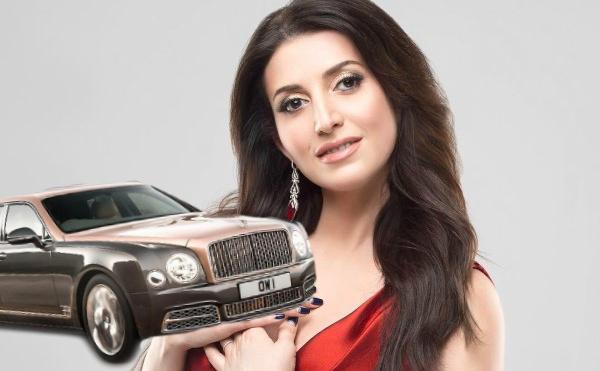 Жасмин оправдалась за роскошное авто напохоронах Началовой