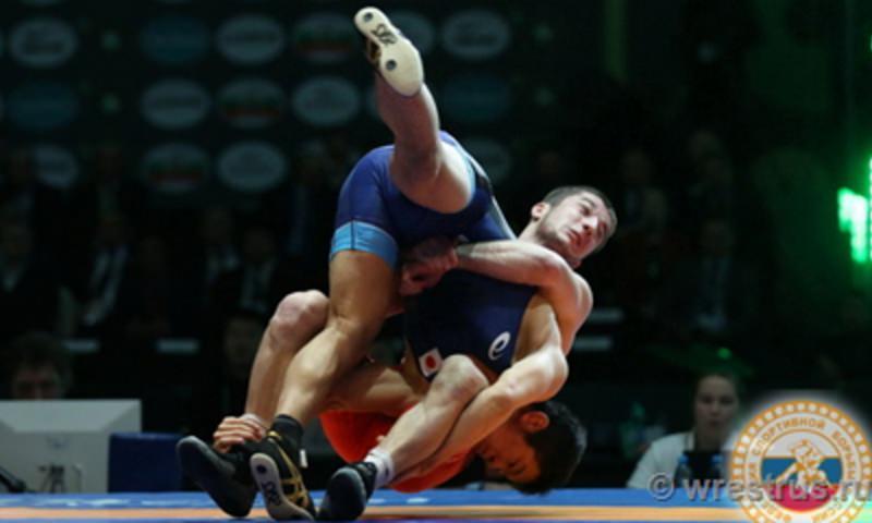 Россияне досрочно выиграли Кубок мира по вольной борьбе
