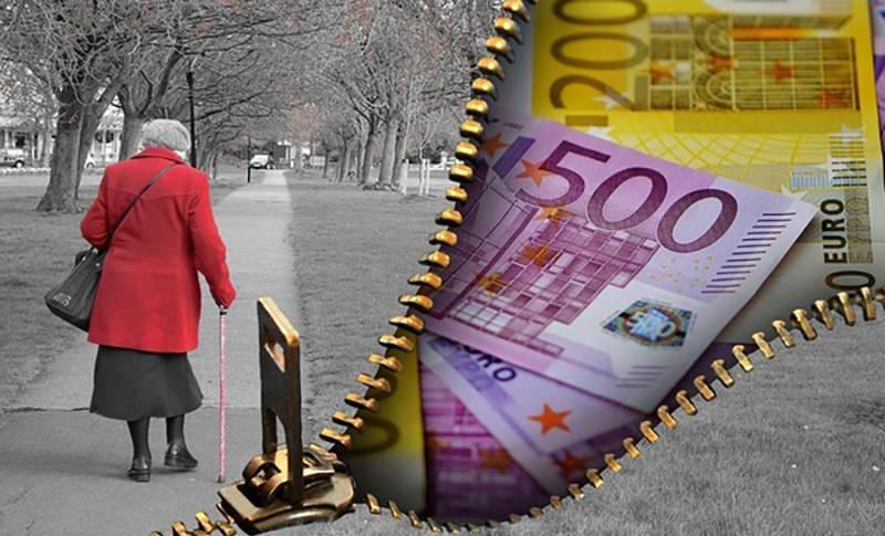 В Питере нашли бабушку - долларовую миллиардершу