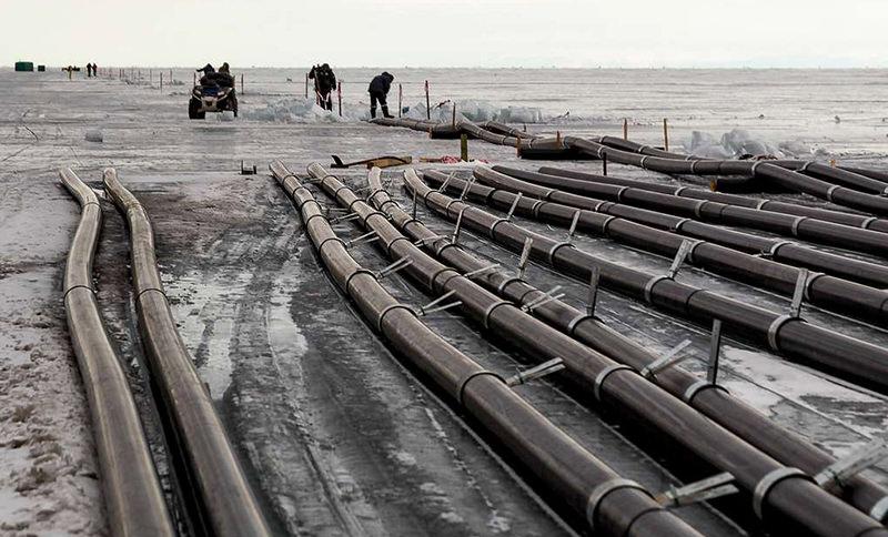 Прокуратура приостановила строительство завода на Байкале