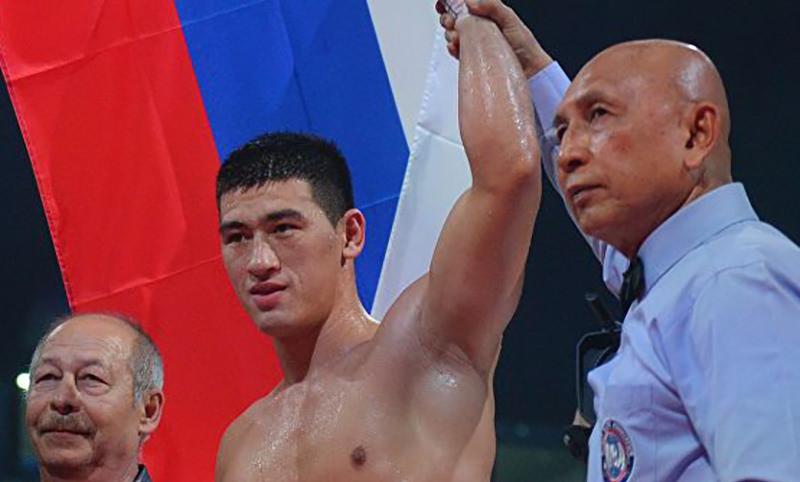 Россиянин Бивол защитил титут чемпиона мира по версии WBA