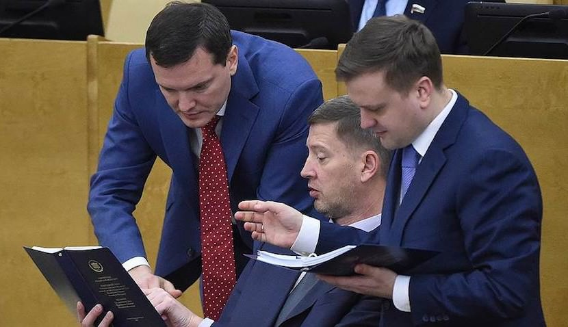Госдума в 20 раз увеличила штрафы за неуважение власти