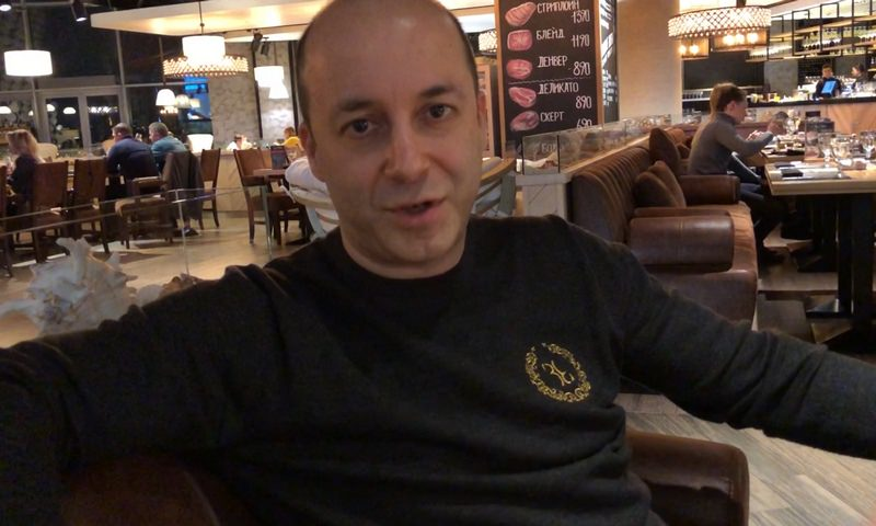Ресторатор Сергей Миронов: «Свои соцсети я делаю сам»
