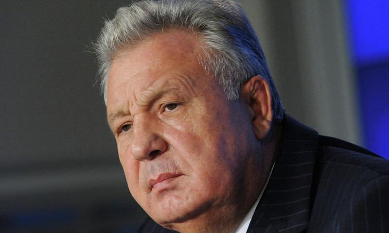 В Москве задержали бывшего губернатора Хабаровского края Ишаева