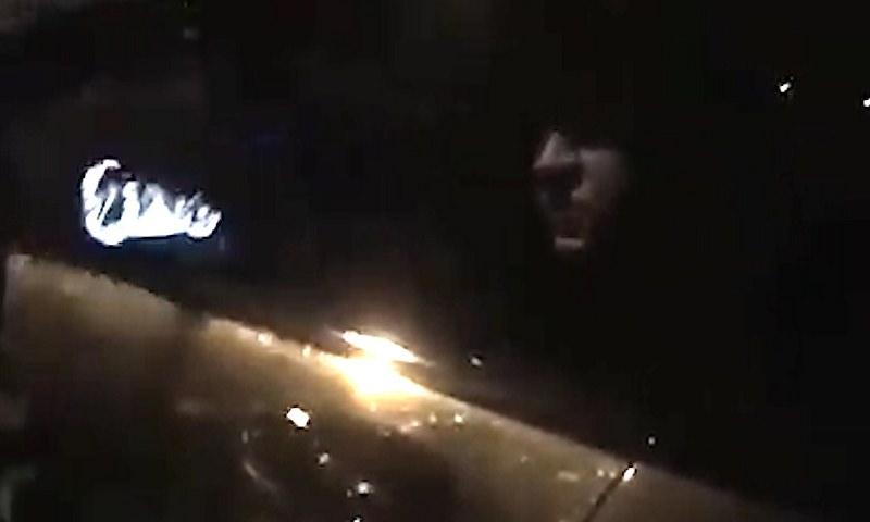 Пьяного в труху Александра Емельяненко поймали за рулём золотого