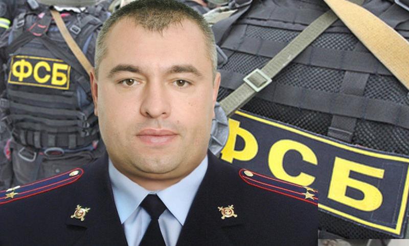 Спецназ ФСБ штурмом взял отдел МВД