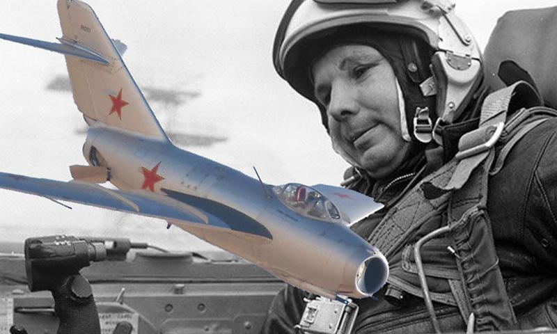 Календарь: 27 марта - Гагарин отправился в свой последний полёт