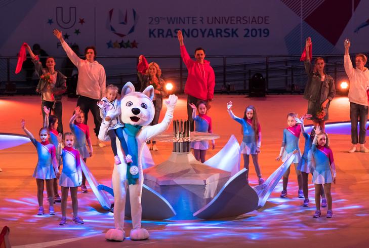 В Красноярске завершилась Всемирная зимняя Универсиада