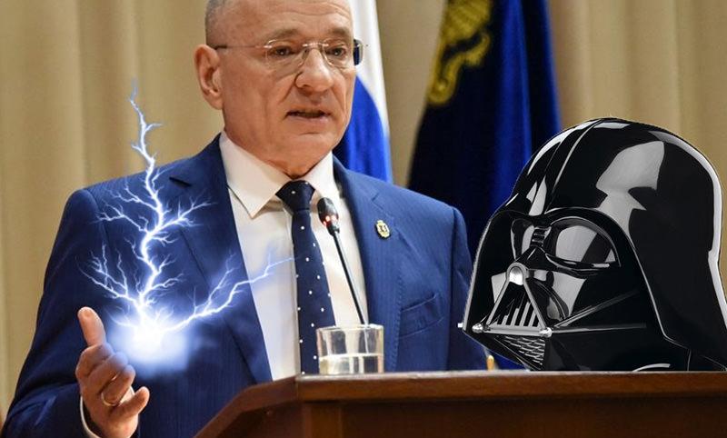 Мэр Белгорода принял присягу под тему из