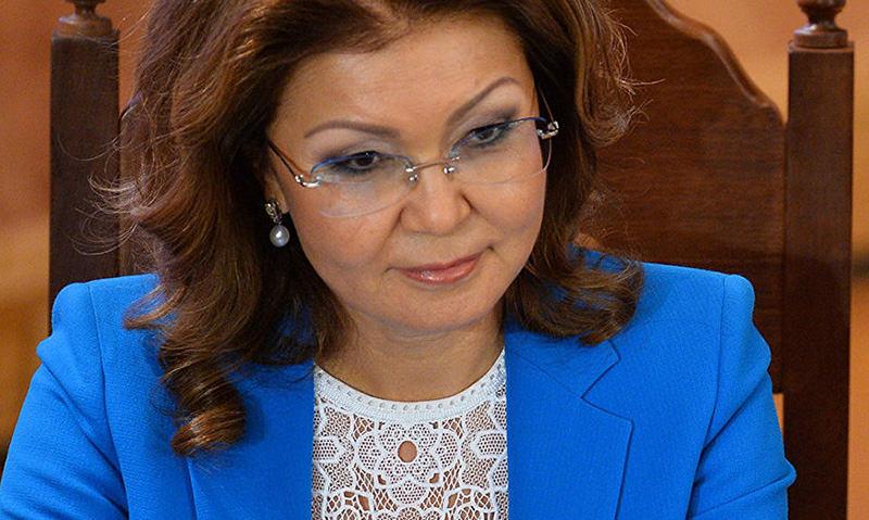 Дочь Назарбаева назвала детей-инвалидов