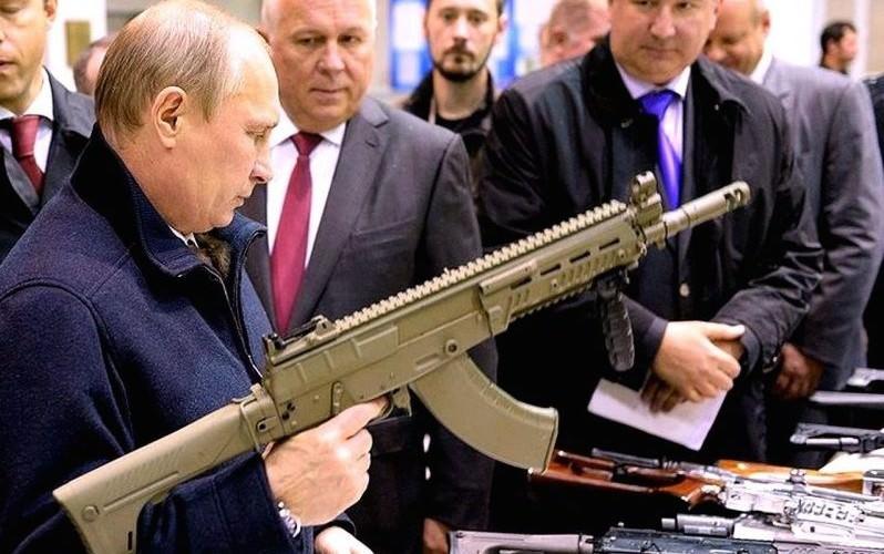 Россия и США стали крупнейшими экспортерами вооружений