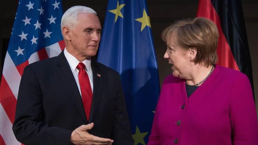 Меркель отказалась