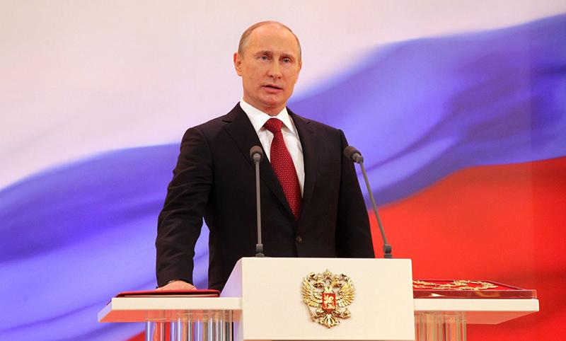 США ввели санкции против Путина