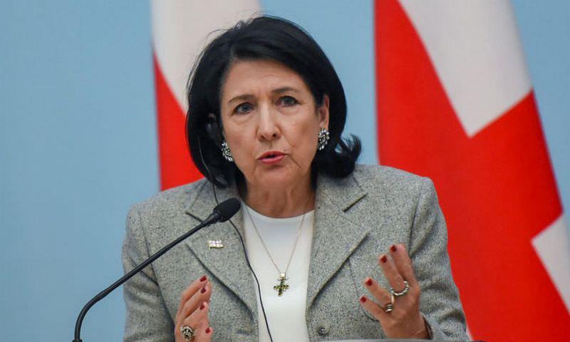 Президент Грузии отказалась считать русский язык объединяющим народы