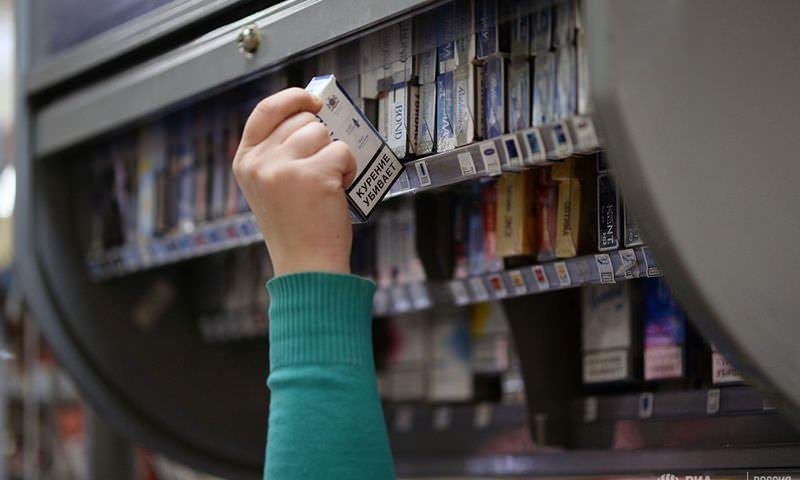 В России вступила в силу цифровая маркировка сигарет